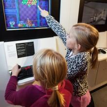 Game On 2.0, världens största dataspelsutställning.